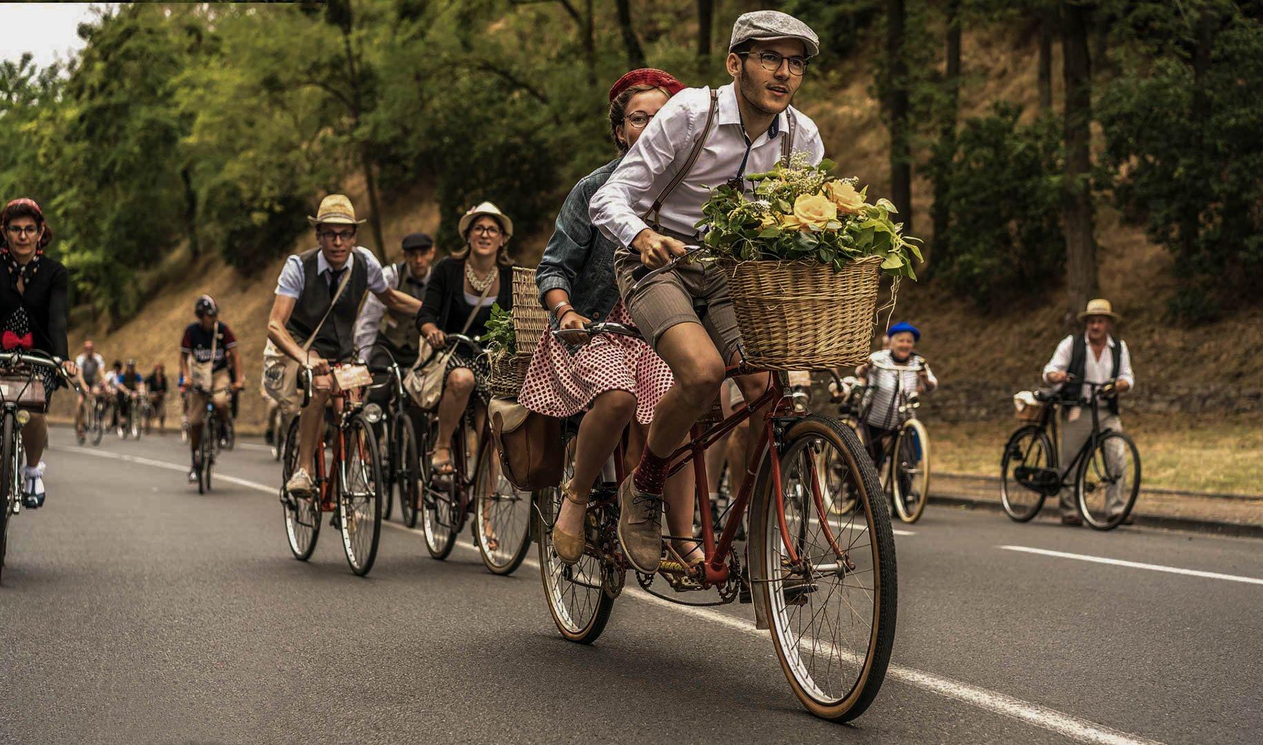 Rassemblement Anjou Vélo Vintage - Classical Bicycles