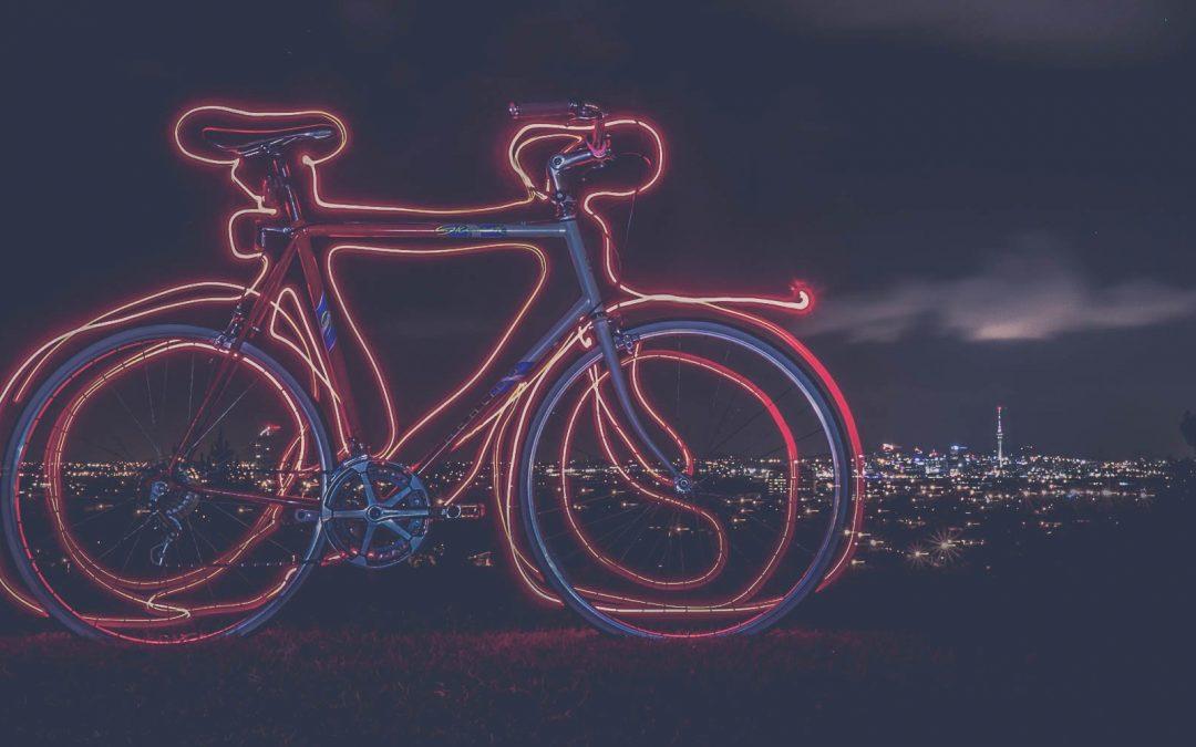 La sécurité des cyclistes : Éclairage