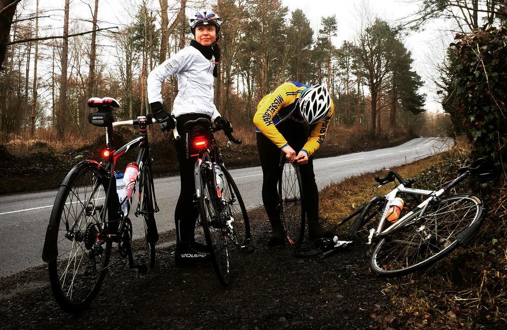Réparation crevaison cyclisme - Classical Bicycles