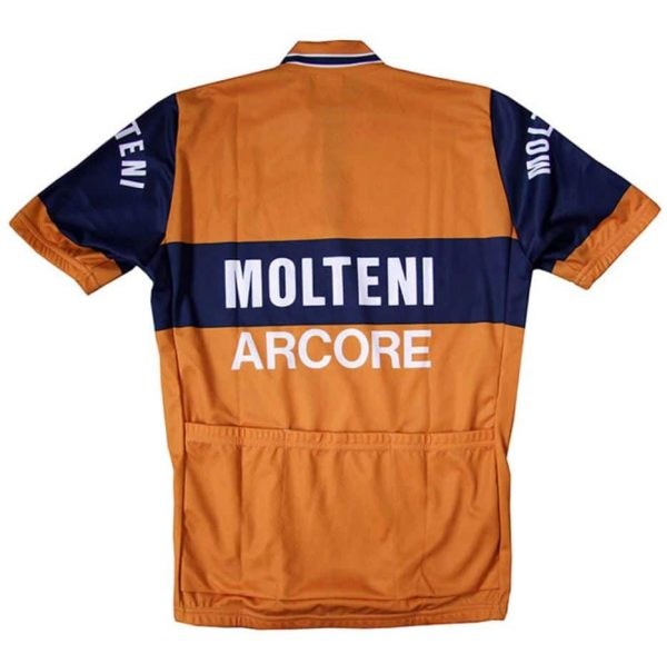 Maillot ancien Molteni Arcore 1972 - Classical Bicycles