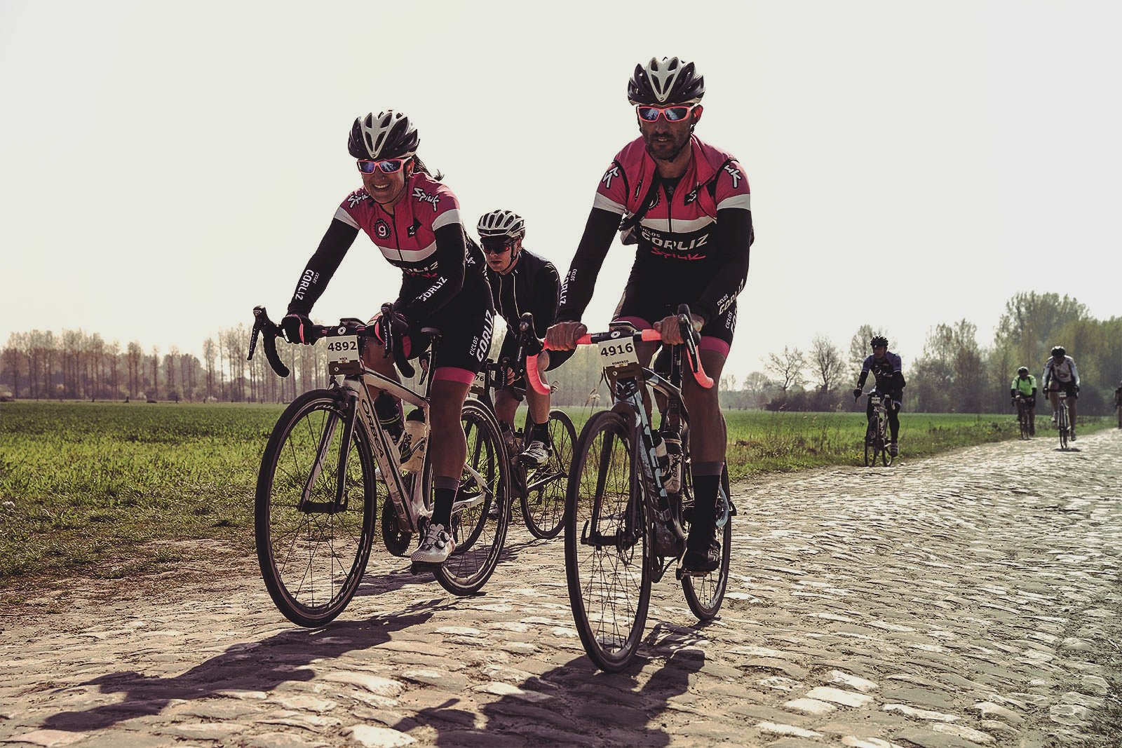 Paris Roubaix Challenge Edition 2018 - Classical Bicycles