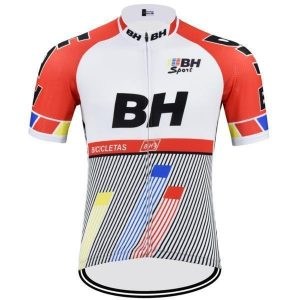 Maillot vintage BH 1989 - Classical Bicycles