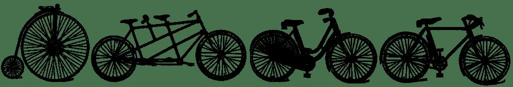 Bicyclettes vélo vintage d'époque - Classical Bicycles