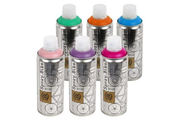 Spray Bike Pop Collection - peinture pour vélo - Classical Bicycles
