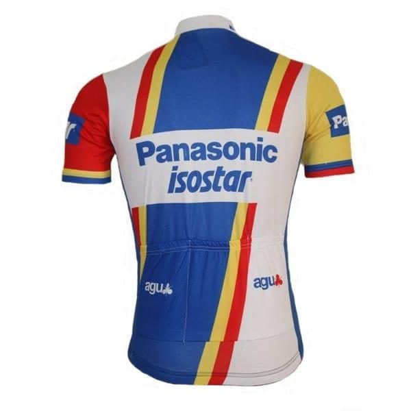 Maillot Panasonic Isostar 1987 - Classical Bicycles