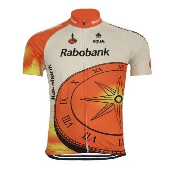 Maillot Vintage Rabobank 1996 - Classical Bicycles