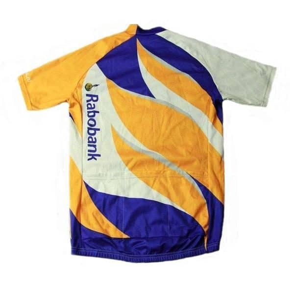 Maillot Vintage Rabobank 2004 - Classical Bicycles