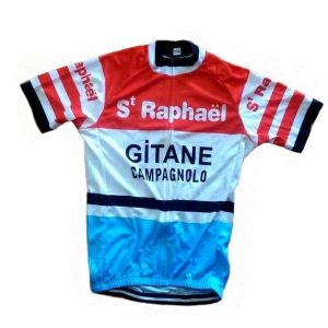 Maillot St Raphael Gitane 1964 - Classical Bicycles