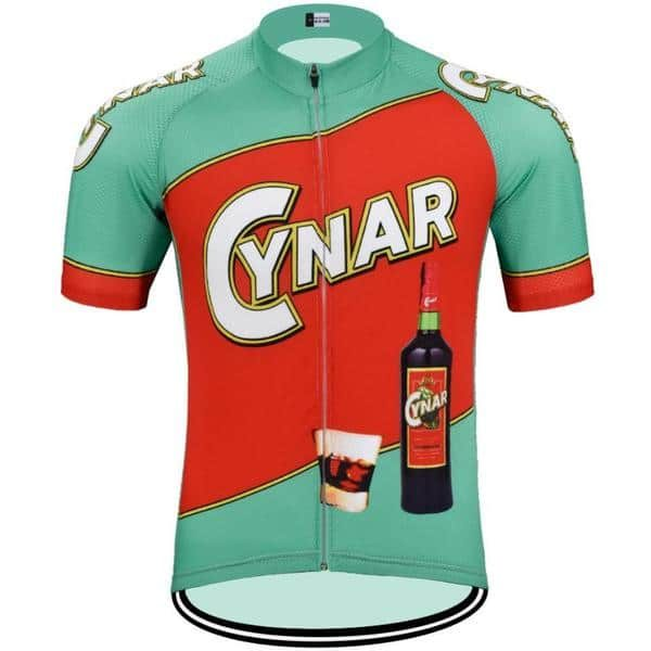 Maillot retro Cynar-Frejus 1963 - Classical Bicycles