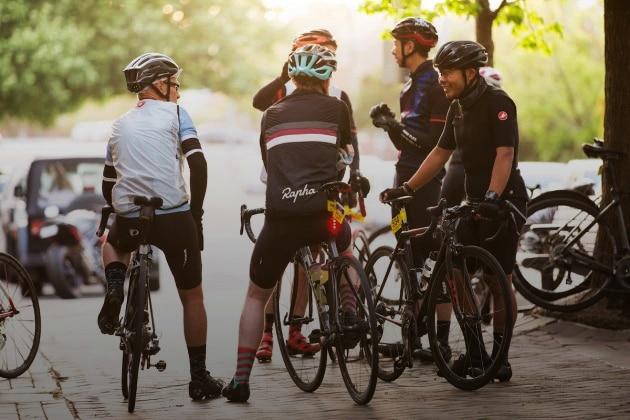 L'équipe - Team Classical Bicycles