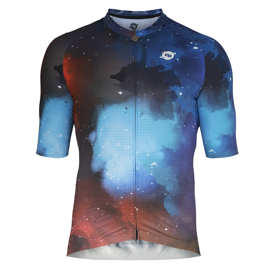 Maillot cyclisme Voie lactique - Collection Big Bang - Classical Bicycles