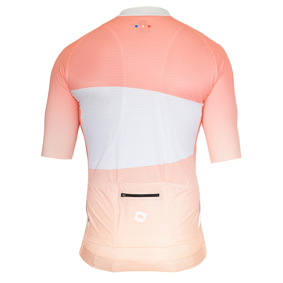 Maillot cyclisme Vitesse de la lumière derriere - Collection Big Bang - Classical Bicycles